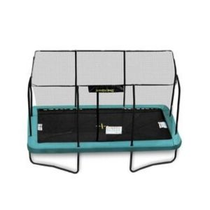 Cama elástica rectangular JumpKing 2,4m x 3,6m